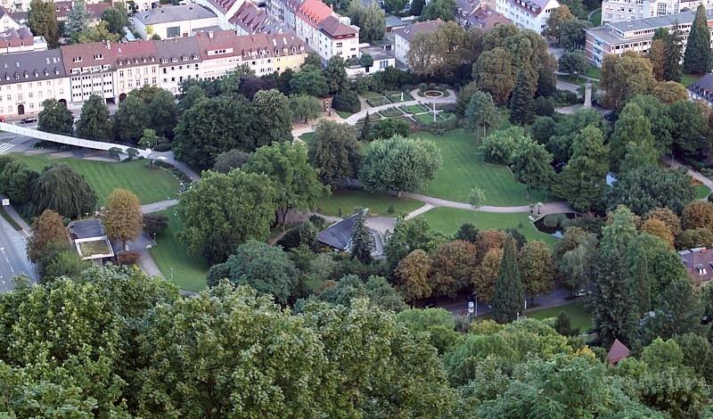 Stadtgarten freiburg seilbahn garten design ideen um for Designhotel stadtgarten freiburg