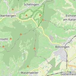 Freiburg Karte Stadtteile.Stadtteil Opfingen Freiburg